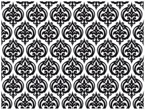 Floral ornament. – vector graphic perfect to use in various designs as texture or background Royalty Free Stock Photos