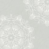 Floral ornament mandala background card Stock Photography