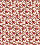 Floral Fine Seamless Pattern. Floral ornament. Seamless abstract classic background with flowers. Pattern with repeating elements Stock Images
