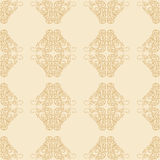 Floral Ornament Seamless Pattern Royalty Free Stock Photos