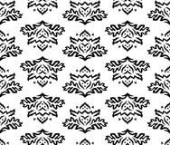 Floral ornamental pattern Royalty Free Stock Photography