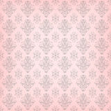 Floral ornamental pattern Royalty Free Stock Photo