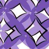Floral púrpura ilustración del vector