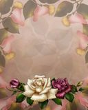 Floral paper Royalty Free Stock Images