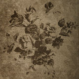 Floral paper textures Stock Images