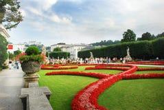 Floral park Stock Photos