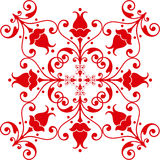 Floral patten Stock Image