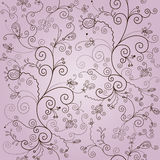 Floral pattern. Beautiful floral pattern, hand draw Royalty Free Stock Image
