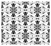 Floral pattern. Vector  illustration of a floral pattern Royalty Free Stock Image