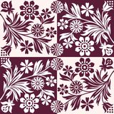 Floral pattern Royalty Free Stock Photos