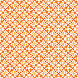 Floral pattern. Intricate pattern lines, shapes and colours Stock Photo