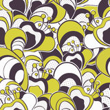 Floral_pattern 免版税库存图片
