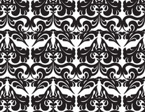 Floral Pattern. Created in Illustrator stock illustration