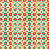 Floral Pattern. Seamless floral pattern ideal for backgrounds Stock Photography
