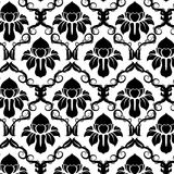 Floral Pattern Background royalty free stock image