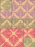 Floral pattern background Stock Images