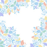 Floral pattern background Royalty Free Stock Photos