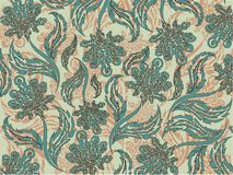 Floral pattern, about the background, the flora Stock Images
