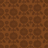 Floral pattern background for invitations, print o Stock Images