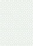 Floral pattern for background. Vector of beautiful floral pattern for background / wallpaper royalty free illustration