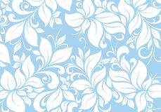 Floral pattern background Stock Photography
