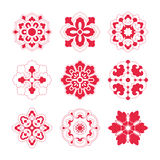 Floral Pattern of China style Royalty Free Stock Photography