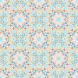 Floral Pattern Colorful Flower Abstraction Royalty Free Stock Photography