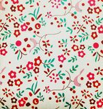 Floral Pattern. Design Royalty Free Stock Photo