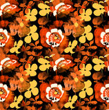 Floral pattern Royalty Free Stock Photo