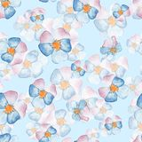 Floral pattern 4 Royalty Free Stock Photography