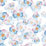 Floral pattern 3 Stock Photo