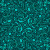Floral pattern. royalty free illustration
