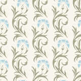 Floral pattern in modern Stock Photo