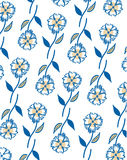 Floral pattern. Nature background Stock Photo