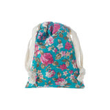 Floral Pattern pouch Royalty Free Stock Photography