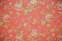 Floral pattern with roses Stock Photography