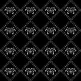 Floral pattern without seam Stock Image