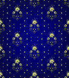 Floral pattern. Seamless. Stock Photography
