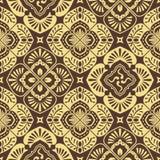 floral pattern seamless Royaltyfri Fotografi