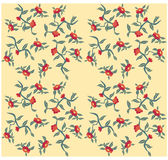 Floral Pattern Seamless Stock Images