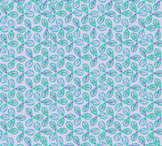 Floral pattern seamless. Royalty Free Stock Image