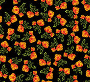 Floral pattern seamless. Stock Photos