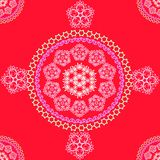 Floral pattern seamless abstract Stock Photos