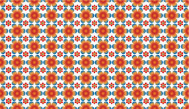 Floral pattern - seamless Stock Photo