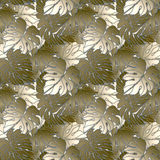 Floral Pattern. Seamless floral pattern decorative background Stock Image