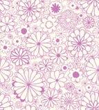 Floral pattern seamless. Stock Photos
