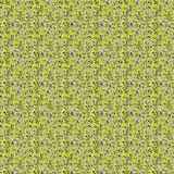 Floral pattern seamless grunge texture Royalty Free Stock Image