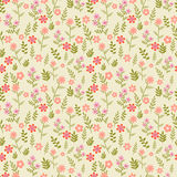 Floral pattern Royalty Free Stock Images