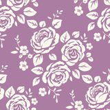 Floral pattern seamless Royalty Free Stock Image