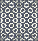 Floral pattern. Seamless floral pattern. Stylish repeating texture Stock Photos